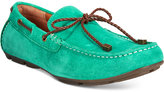 Alfani Men's Trevor Braided Lace Drivers, Only at Macy's