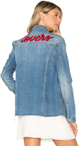 Lovers + Friends James Denim Jacket