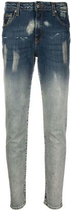 John Richmond Denim Slim-Fit Jeans