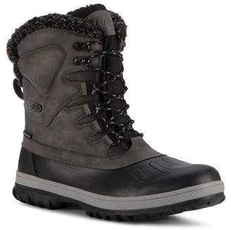 Lugz Anorak Fleece Lined Lace-Up Boot
