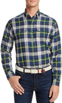 Vineyard Vines Perigean Plaid Performance Crosby Slim Fit Button-Down Shirt