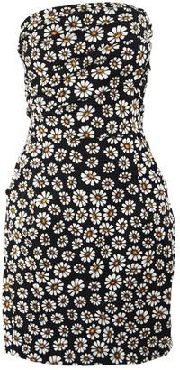 Romeo Gigli Multicolour Cotton Dress for Women