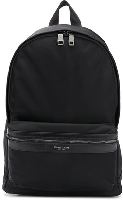 Michael Kors Collection Twill Backpack