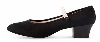Bloch Girls' Tempo Accent Dance Shoe