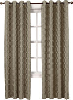 Sun Zero Sun ZeroTM Tron Blackout Grommet-Top Curtain Panel