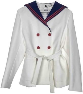 ARTHUR ARBESSER White Jacket for Women