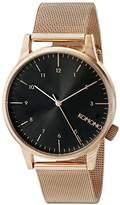 Komono Unisex Winston Royale Watch KOM-W2354