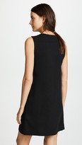 Thumbnail for your product : ENGLISH FACTORY Lace Up Front Dress