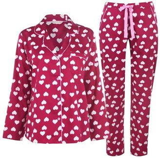 Cyberjammies Heart Print Pyjama Set