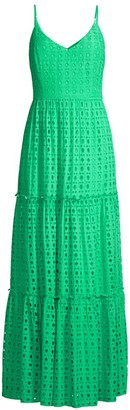 Lilly Pulitzer Melody Eyelet Maxi Dress
