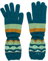 Missoni Wool Striped Gloves