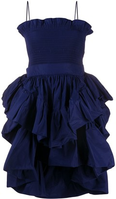 Philosophy di Lorenzo Serafini Mini Bustier Dress