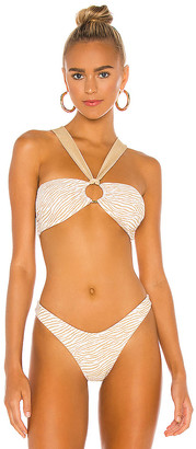 Luli Fama Goddess Allure Ring Bandeau