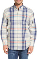 Tommy Bahama Papa Standard Fit Plaid Sport Shirt