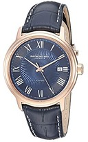 Raymond Weil Maestro - 2237-PC5-00508 (Rose Gold/Blue) Watches