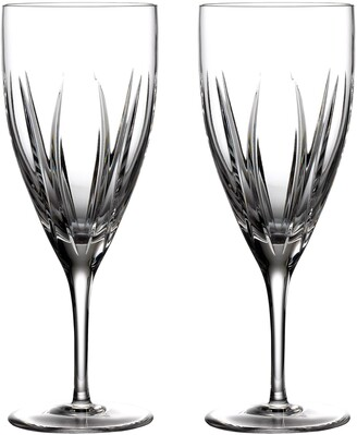 Waterford Tonn Set of 2 Iced Beverage Glasses