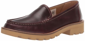 Sperry Womens A/O Lug Loafer Leather Loafer