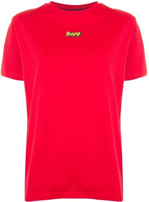 Bapy By *A Bathing Ape® short sleeve logo T-shirt