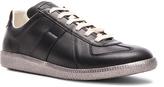 Maison Margiela Leather Replica Sneakers