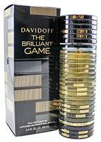 Davidoff The Brilliant Game Men's Eau de Toilette Spray, 3.4 Ounce