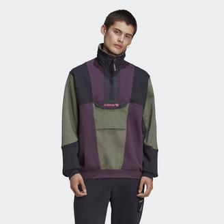 adidas Adventure Field Half-Zip Sweatshirt