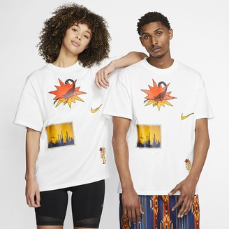 Nike Basketball T-Shirt Exploration Series