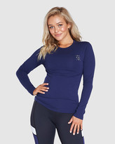 Myla Muscle Republic Fitted Long Sleeve Top