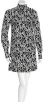 Dolce & Gabbana Floral Print Shift Dress w/ Tags