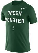 Nike Men's Green Boston Red Sox Local Phrase Performance T-Shirt