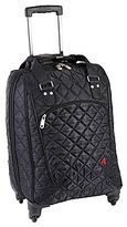 """Athalon Euro 21"""" Spinner Carry-On Upright Luggage"""