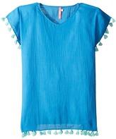 Seafolly Summer Essentials Kaftan Cover-Up Girl's Swimwear