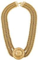 Chanel Multichain Collar Necklace