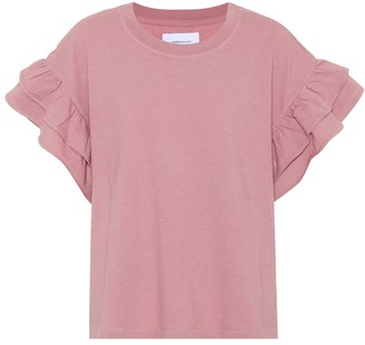 Current/Elliott The Carina cotton top