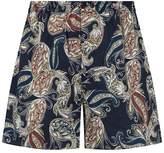 Zimmerli Paisley Boxer Shorts