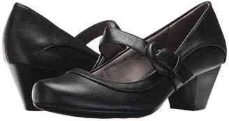 LifeStride Rozz (Navy) Women's Shoes