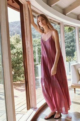 Velvet by Graham & Spencer Steffi Striped Maxi Dress