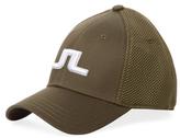 J. Lindeberg Bon Flexi Twill Baseball Cap