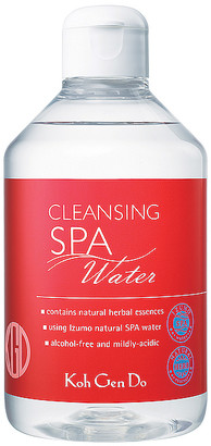 Koh Gen Do Spa Cleansing Water