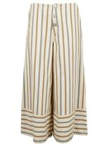 See by Chloe See By Chloe` Wide Leg Cropped Trousers