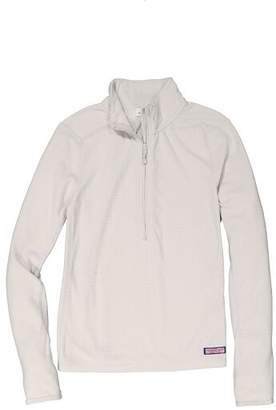 Vineyard Vines Womens Performance Grid Fleece