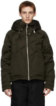 ermenegildo zegna couture Brown Quilted Jacket