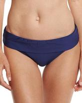 Splendid Stitch Banded Swim Bottom, Navy