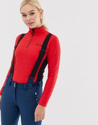 Dare 2b Dilatant sweater in red