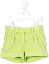 Il Gufo pleated shorts - kids - Cotton/Spandex/Elastane - 4 yrs