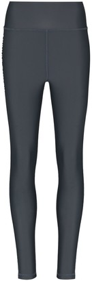 Rotate by Birger Christensen Side Logo Print Leggings