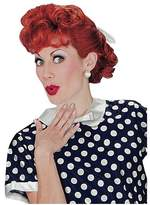 Fun World Costumes I Love Lucy Wig for Adults