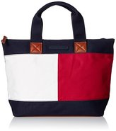 Tommy Hilfiger Flag Colorblock Shopper