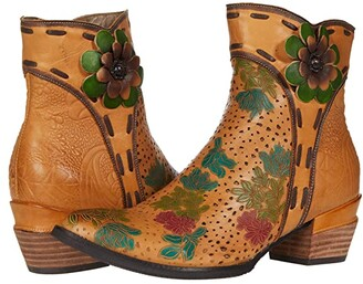 L'Artiste by Spring Step Canter (Tan) Women's Shoes