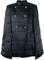 Pierre Balmain double breasted puffer jacket