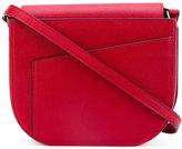 Valextra Twist shoulder bag - women - Leather - One Size